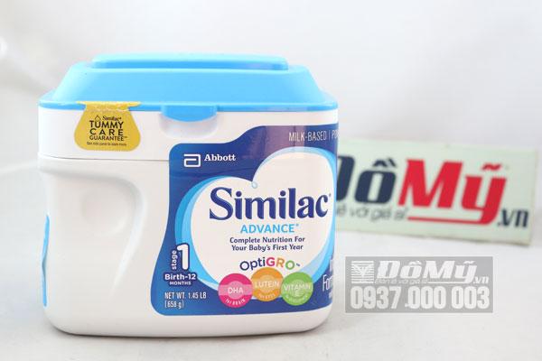 Nhà cung cấp các dòng sữa similac số một tại đà nẵng